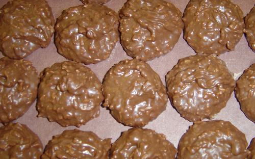 O'Shea's Milk Chocolate Hand Dipped Coconut Clusters