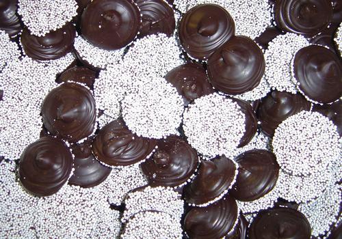 O'Shea's Dark Chocolate Nonpareils