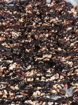 O'Shea's Chocolate Covered Caramel Corn