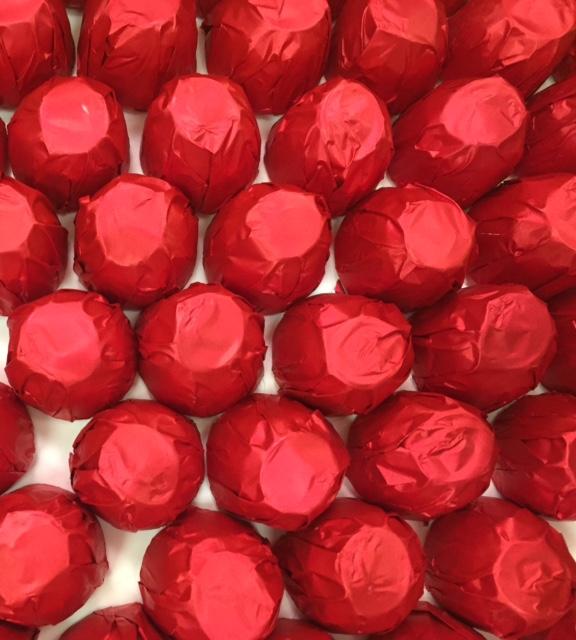 O'Shea's Milk Chocolate Foiled Cherries