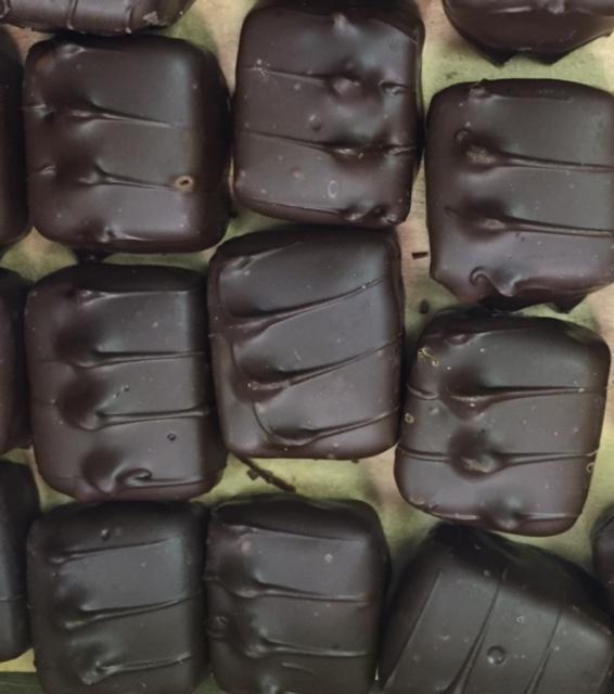 O'Shea's Dark Chocolate Peanut Butter Meltaway