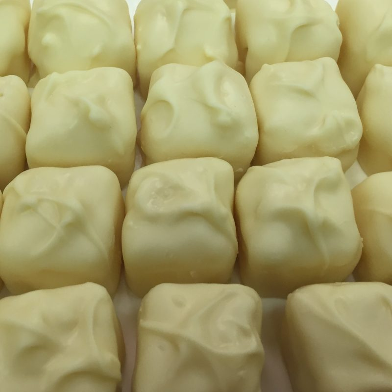O'Shea's White Chocolate Peanut Butter Meltaway