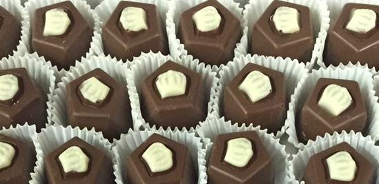 O'Shea's Milk Chocolate Caramel Truffle