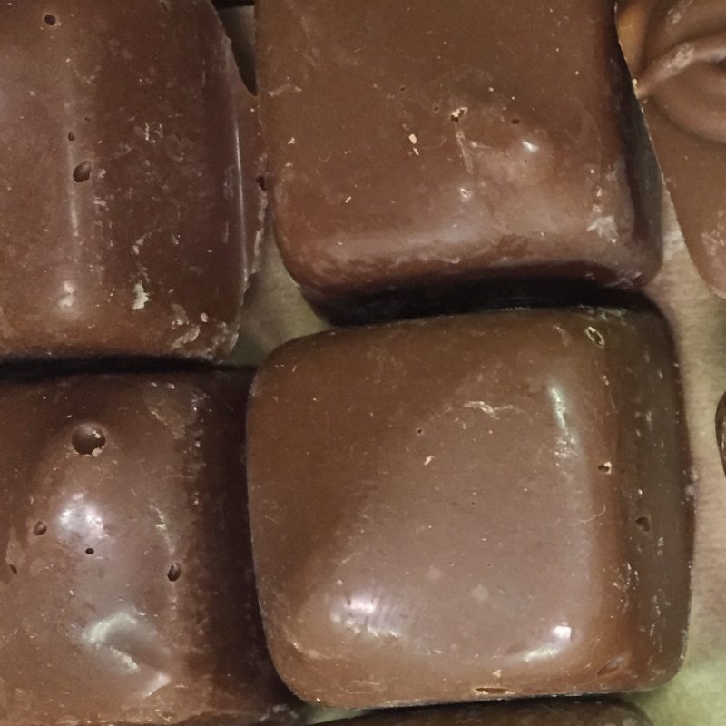O'Shea's Dark Chocolate Solid Squares