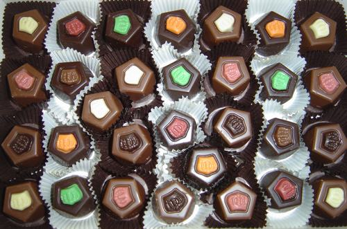 O'Shea's Assorted Crown Truffles