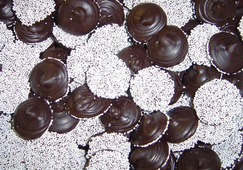 O'Shea's Dark Chocolate Nonpareils