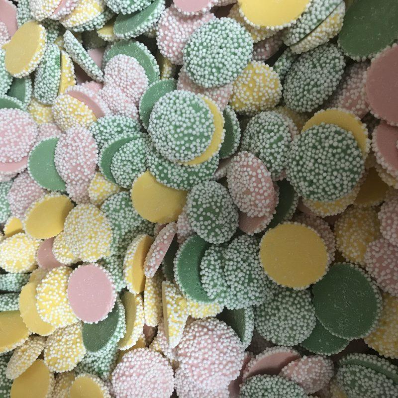 O'Shea's Pastel Mint Nonpareils