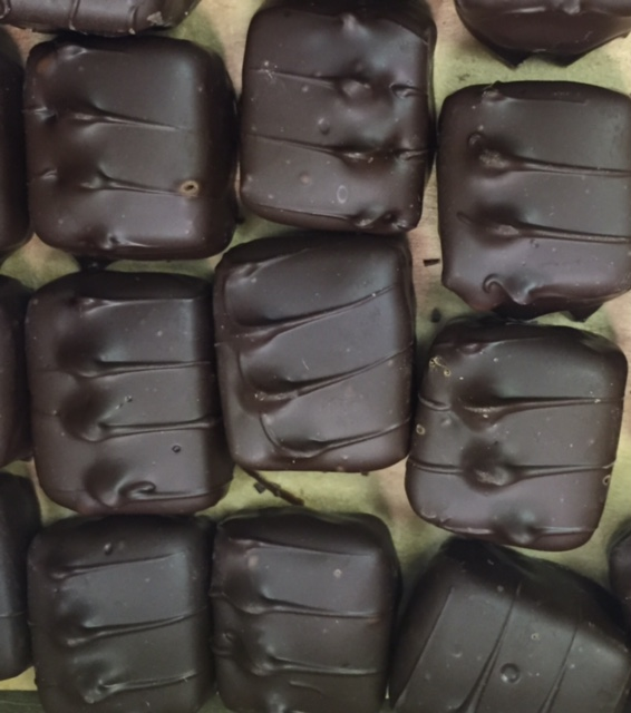 O'Shea's Dark Chocolate Peanut Butter Meltaway