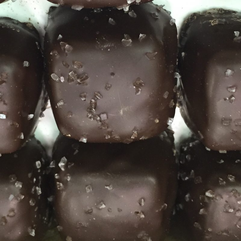 O'Shea's Dark Chocolate Sea Salt Caramel