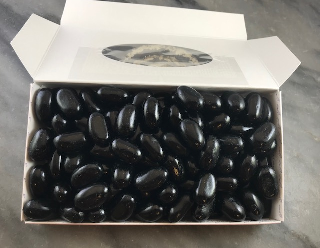 O'Shea's Jumbo Black Licorice Jelly Beans