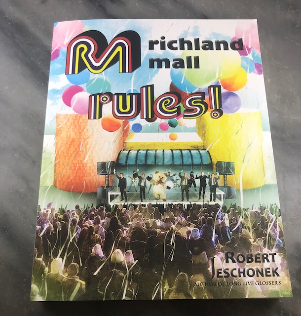 Richland Mall Rules Paperback By Robert Jeschonek