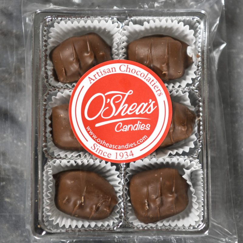 Snack Pack 6pc. – O'Shea's Milk Chocolate Moist Coconut