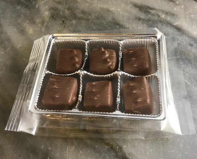 Snack Pack 6pc – O'Shea's Milk Chocolate Peanut Butter Meltaway