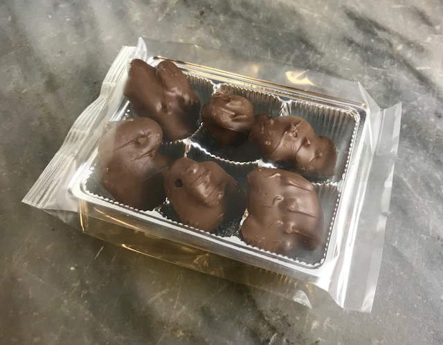 Snack Pack 6 Pc – O'Shea's Milk Chocolate Pecan Caramel Turtle
